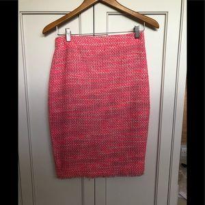 Jcrew tweed skirt